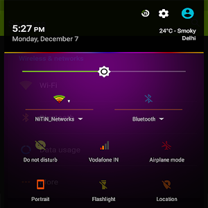 [Substratum] Neon Colors Theme APK Cracked Download