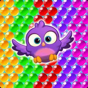 Bird Bubble Rescue For PC