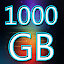 1000gb free cloud prank