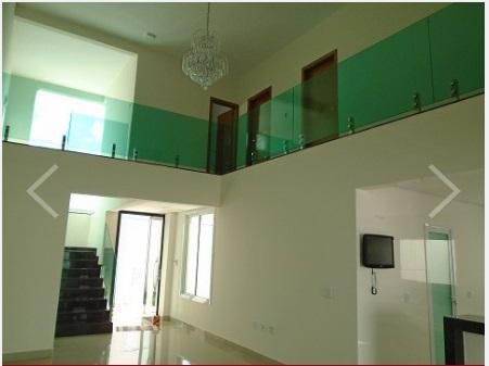 Sobrado residencial à venda, Bosque dos Buritis, Uberlândia.