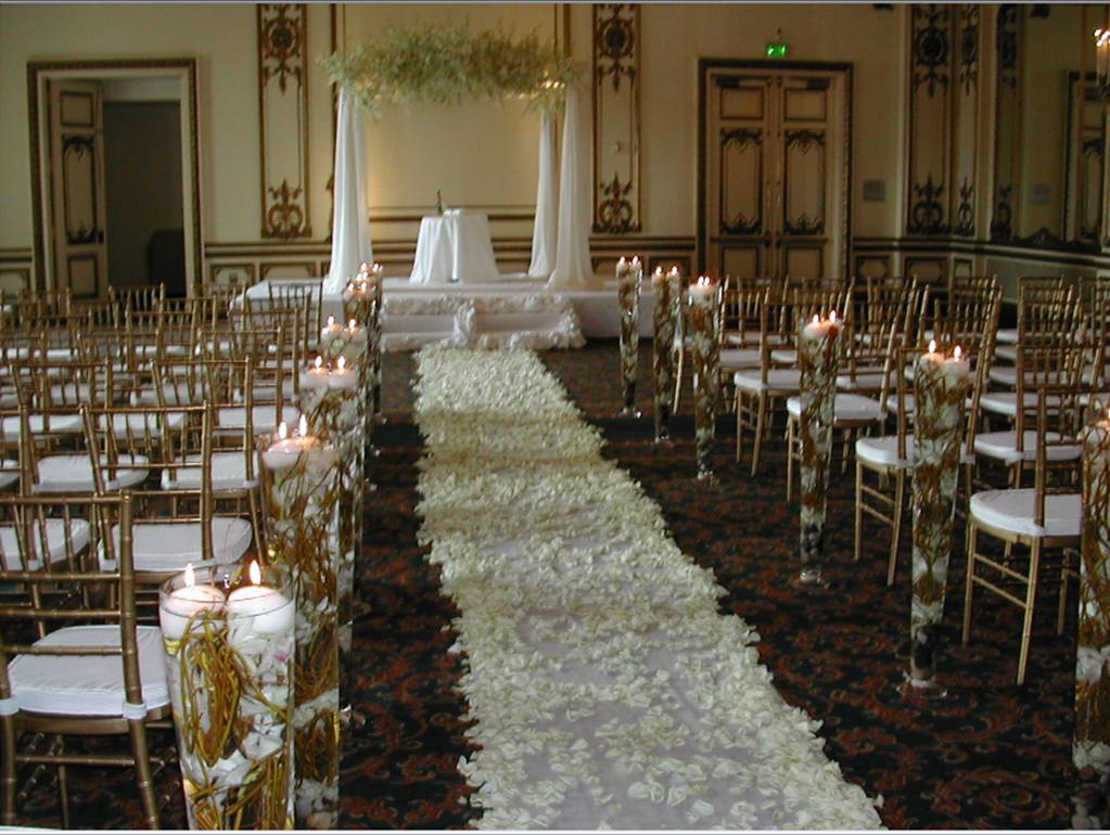 Ceremony Decorations