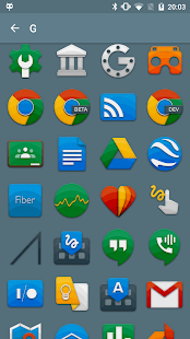 Cast - Icon Pack - EarlyAccess- screenshot thumbnail