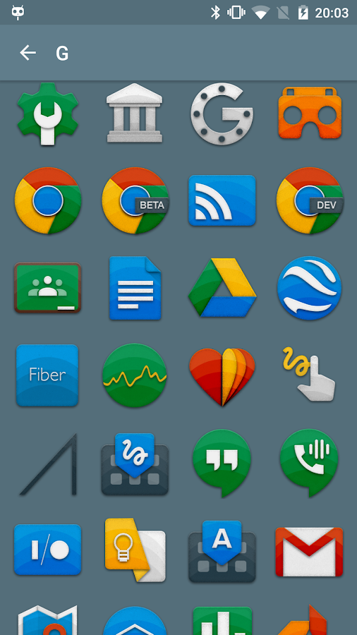 Cast - Icon Pack - EarlyAccess Screenshot 2