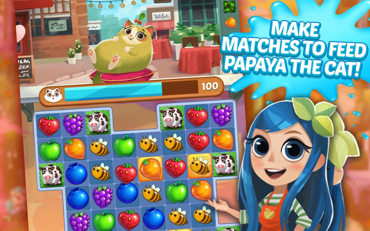 Juice Jam - Puzzle Game & Free Match 3 Games Screenshot 8