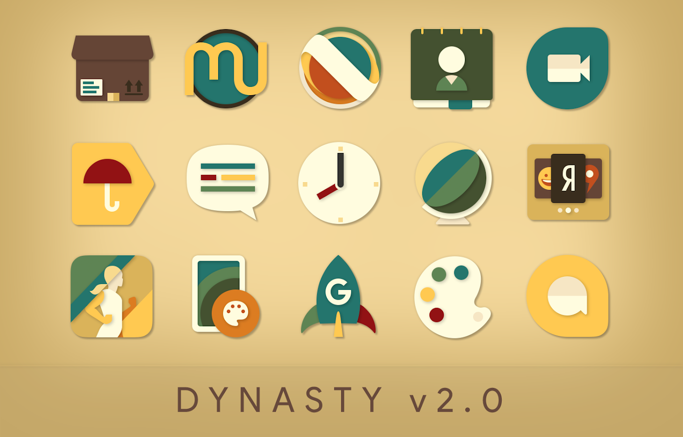 Dynasty Icon Pack Screenshot 8