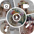 3D Video Collage Maker : Photo to Video Collage APK for Bluestacks