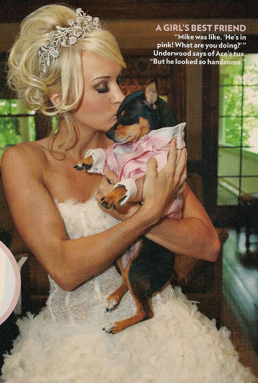 Bintous blog carrie underwoods wedding junglespirit Image collections