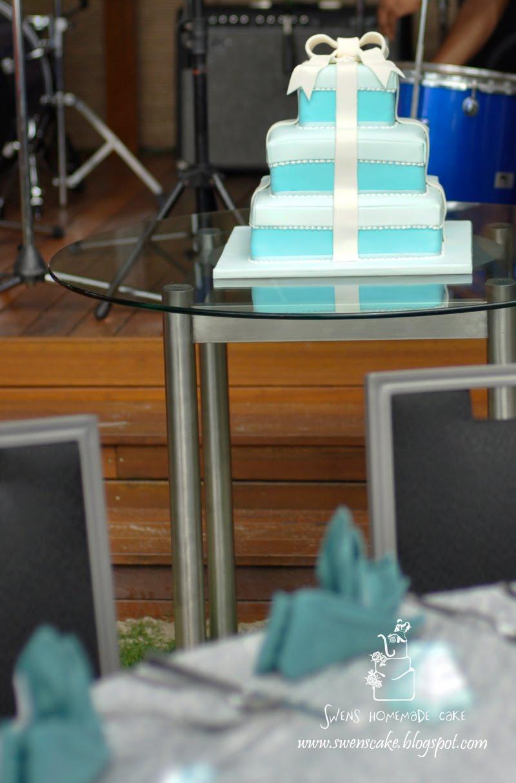 Wedding cake box Hard Rock