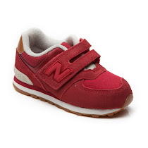 New Balance 574 Hook and Loop Trainer TRAINER