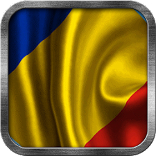 Romanian Flag Live Wallpaper