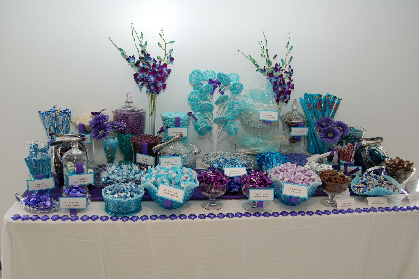 Posh Candy Buffets Is