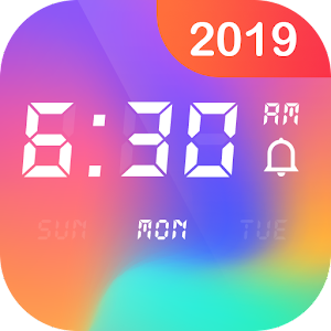 Fun Alarm Clock -Music, Bedside, Timers, Stopwatch For PC