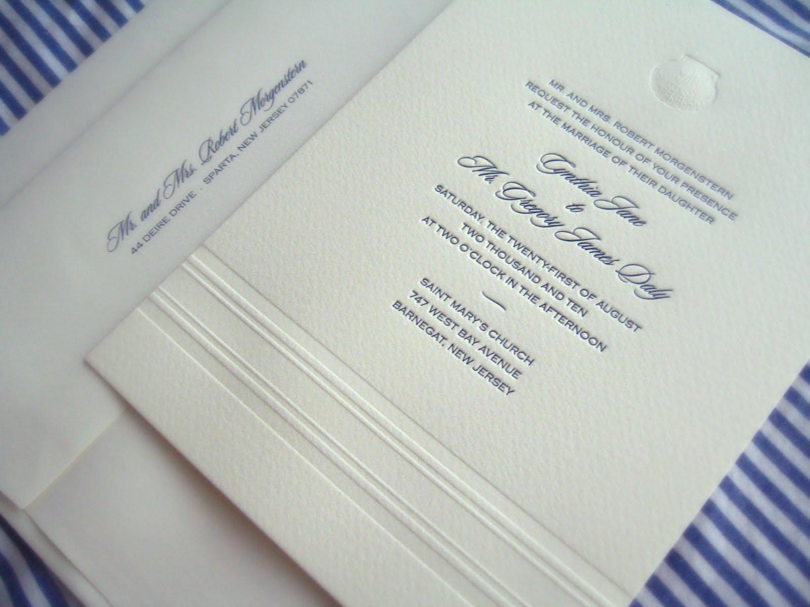 Keema\'s blog: nautical wedding invitations