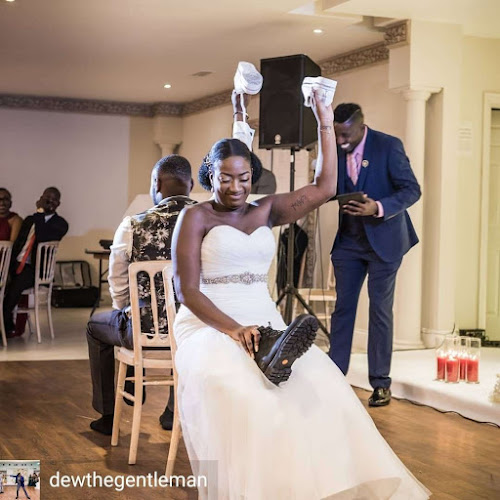 NIGERIAN WEDDING RECEPTION WITH DJ-BLITZ