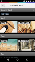 Screenshot of MyCityWay - India