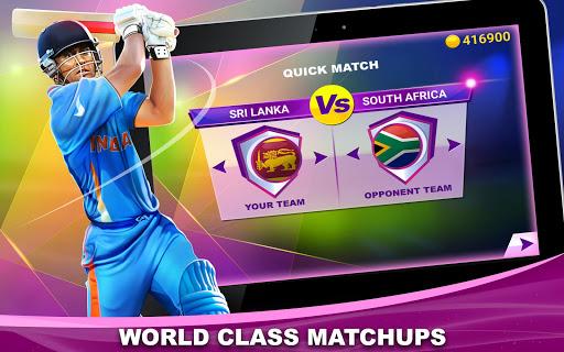 World T20 Cricket Champions - screenshot