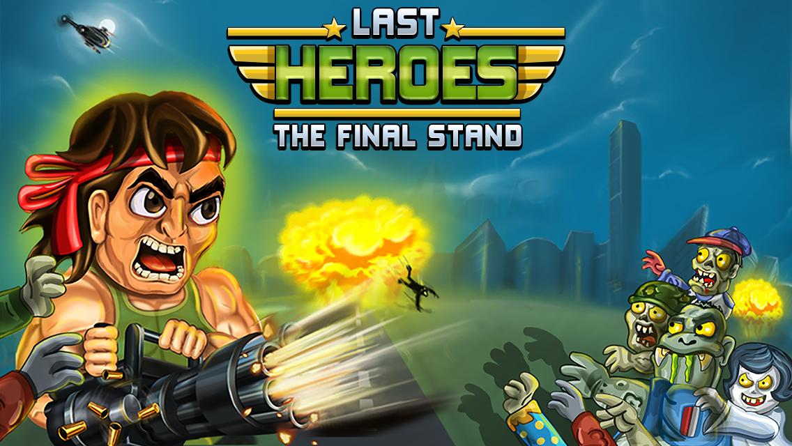 Last Heroes - Explosive Zombie Defense Shooting Screenshot 4