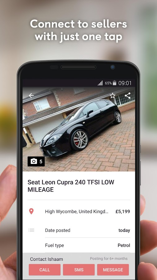 Gumtree: Buy and Sell locally Screenshot 3