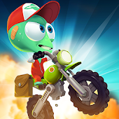 Game Big Bang Racing APK for Kindle