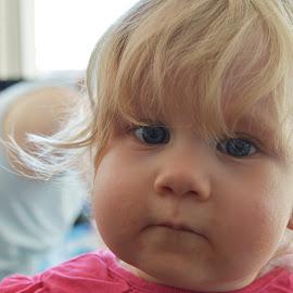 Emily 3 by Sean Warsap - Babies & Children Child Portraits ( babies, infant, children, baby, photo, photography )