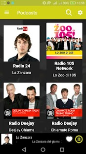 Radio REC Screenshot