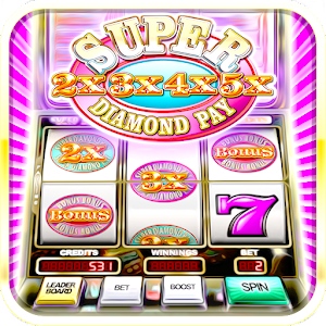 Super Diamond Pay Slots