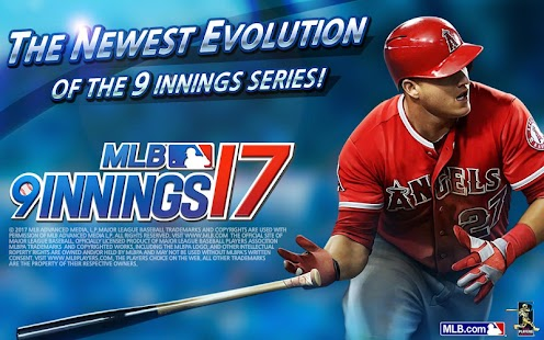 MLB 9 Innings 17 Screenshot