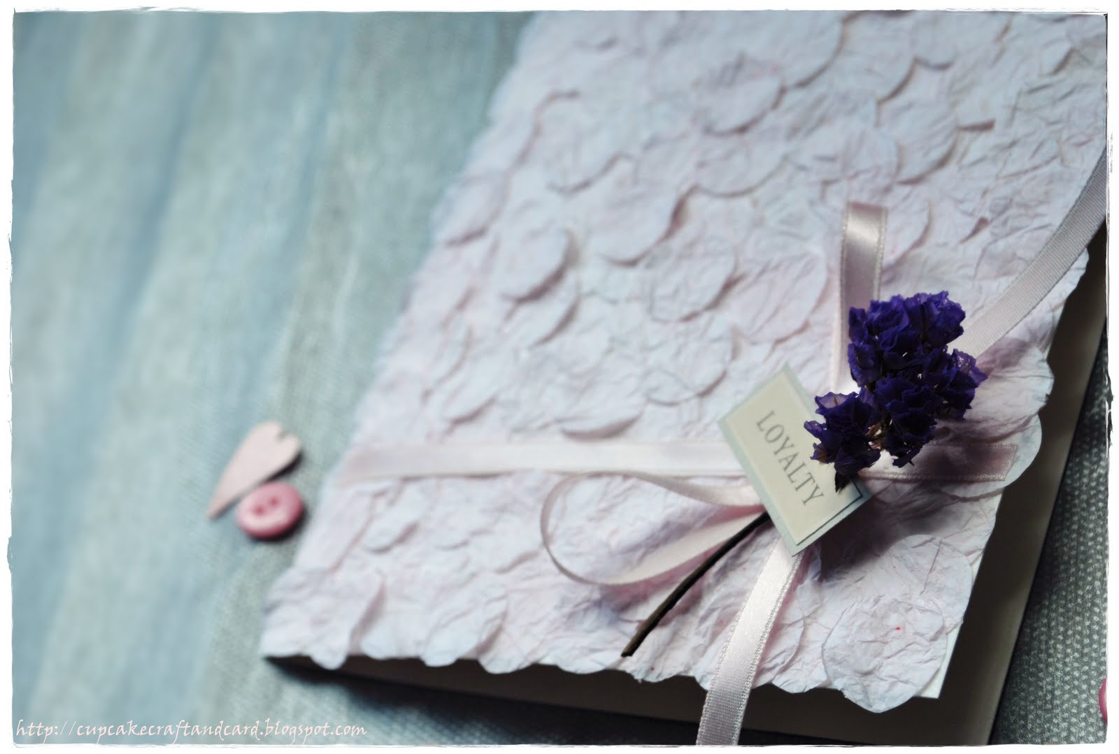 Palette: wedding handmade