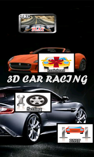 3D CAR RACING - screenshot