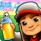 6.  Subway Surfers