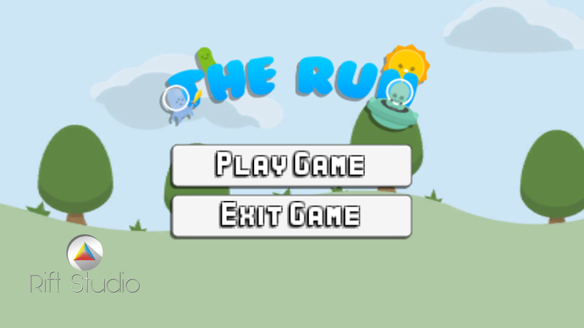 android The Run Screenshot 0