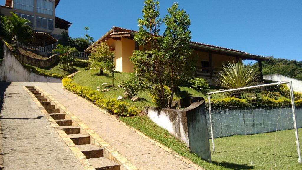 Chácara residencial para venda e locação, Jardim Maracanã, Atibaia.