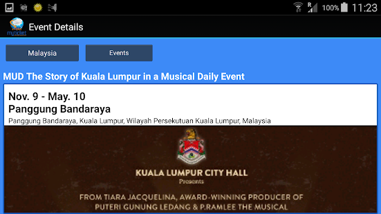 MyTicketAsia - screenshot