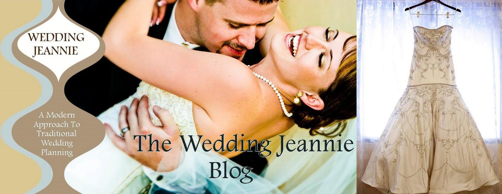 Wedding Jeannie Blog