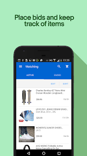 Free eBay - Buy, Sell & Save Money APK for Windows 8