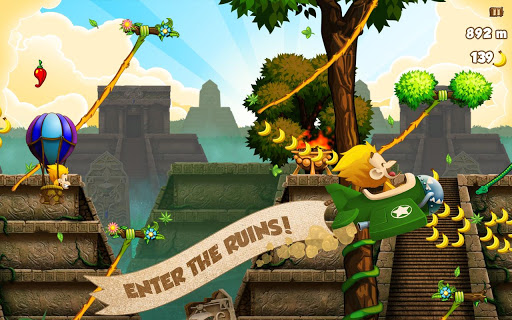 Benji Bananas screenshot 3