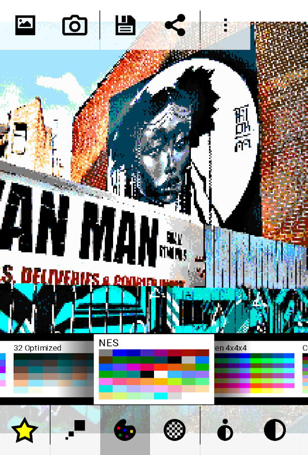 8Bit Photo Lab, Retro Effects Screenshot 1