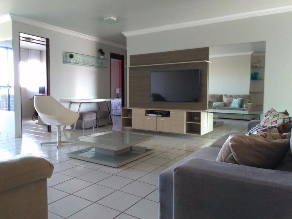 Apartamento residencial à venda nos Bancários, João Pessoa.