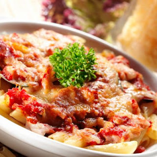 Penne Pasta Tomato Sauce Cheese Recipes