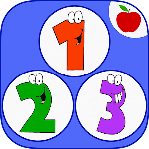 0-100 Kids Learn Numbers Game Icon