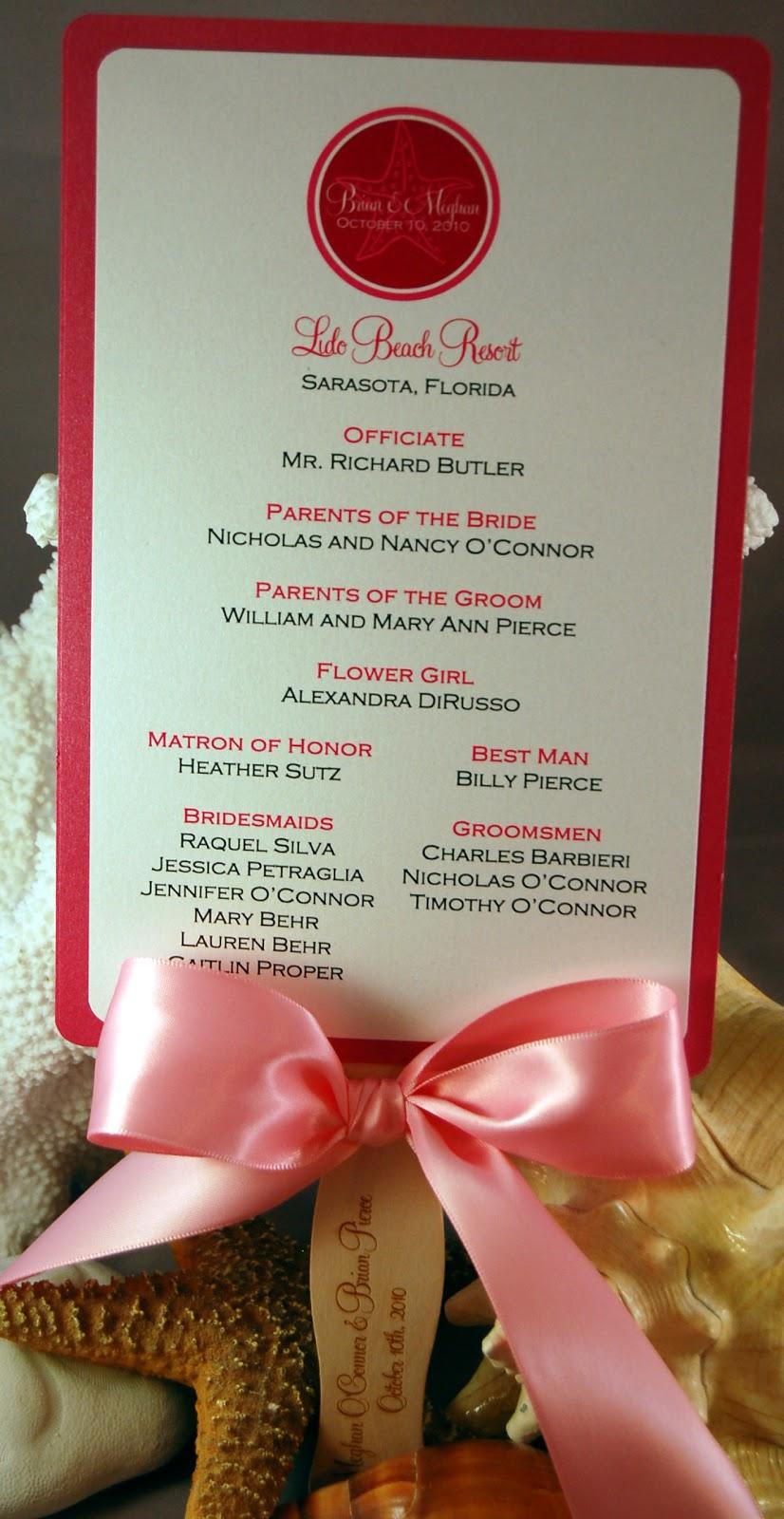 Fan Wedding Programs. Fan Wedding Invitations Wedding Fans Fan ...