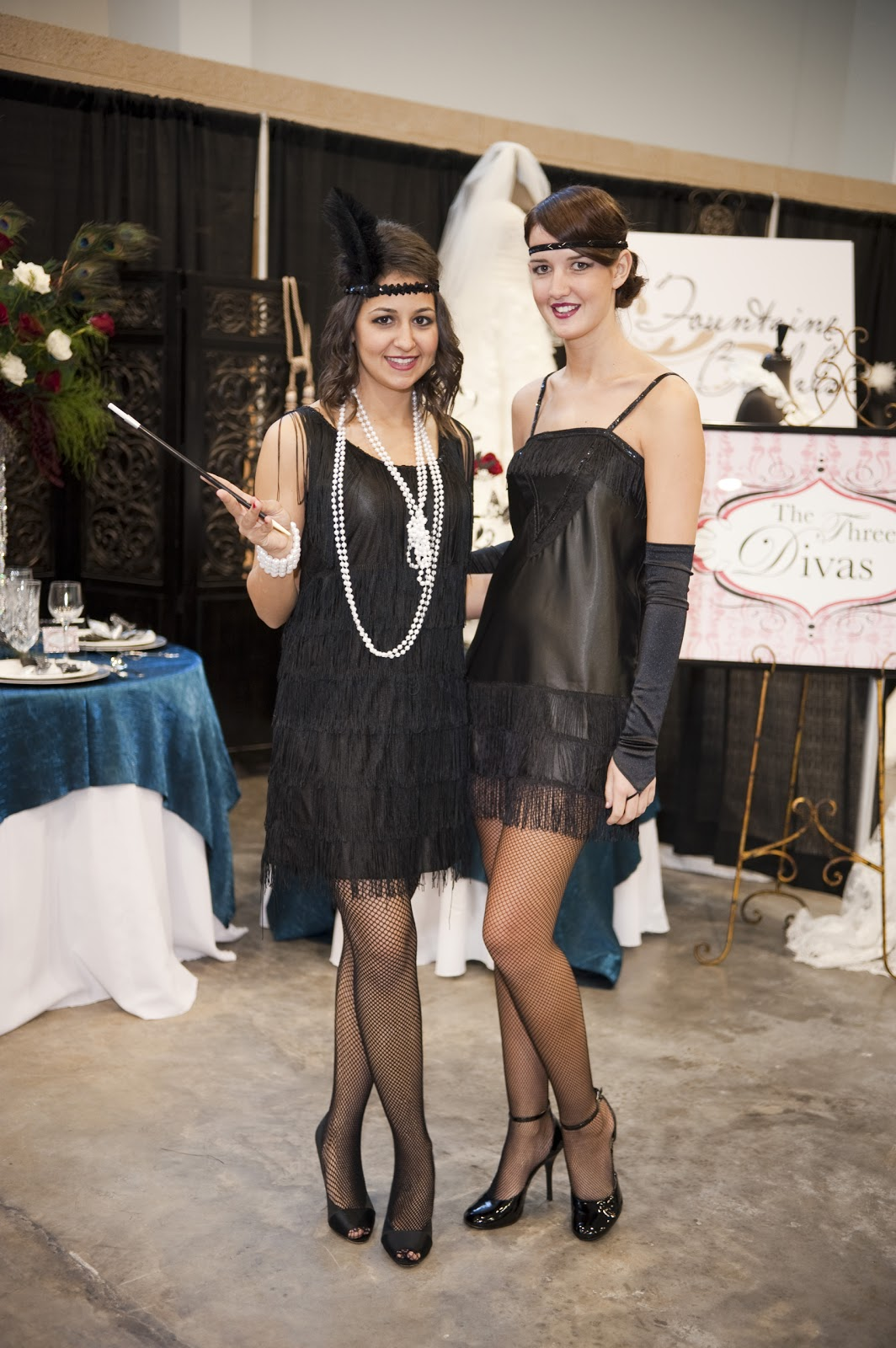 1920s themed wedding shower