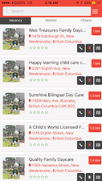 Daycare Finder - By Carewiser APK screenshot thumbnail 2