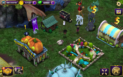Hotel Transylvania 2 - screenshot