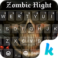App Zombie Night Keyboard Theme APK for Kindle