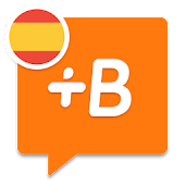 Learn Spanish with Babbel Icon