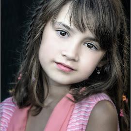 Emma by Dragan Milovanovic - Babies & Children Child Portraits