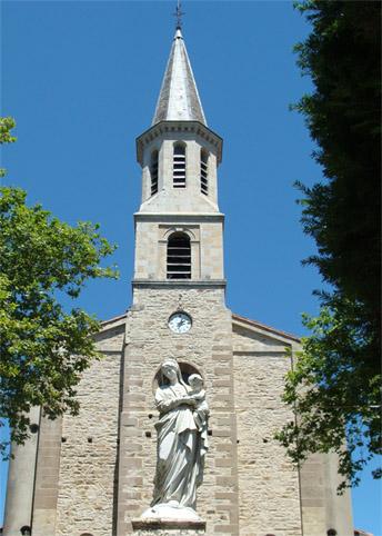 photo de Saint Jean Baptiste (Montredon Labessonnié)