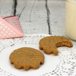 Easy Peanut Butter Cookie