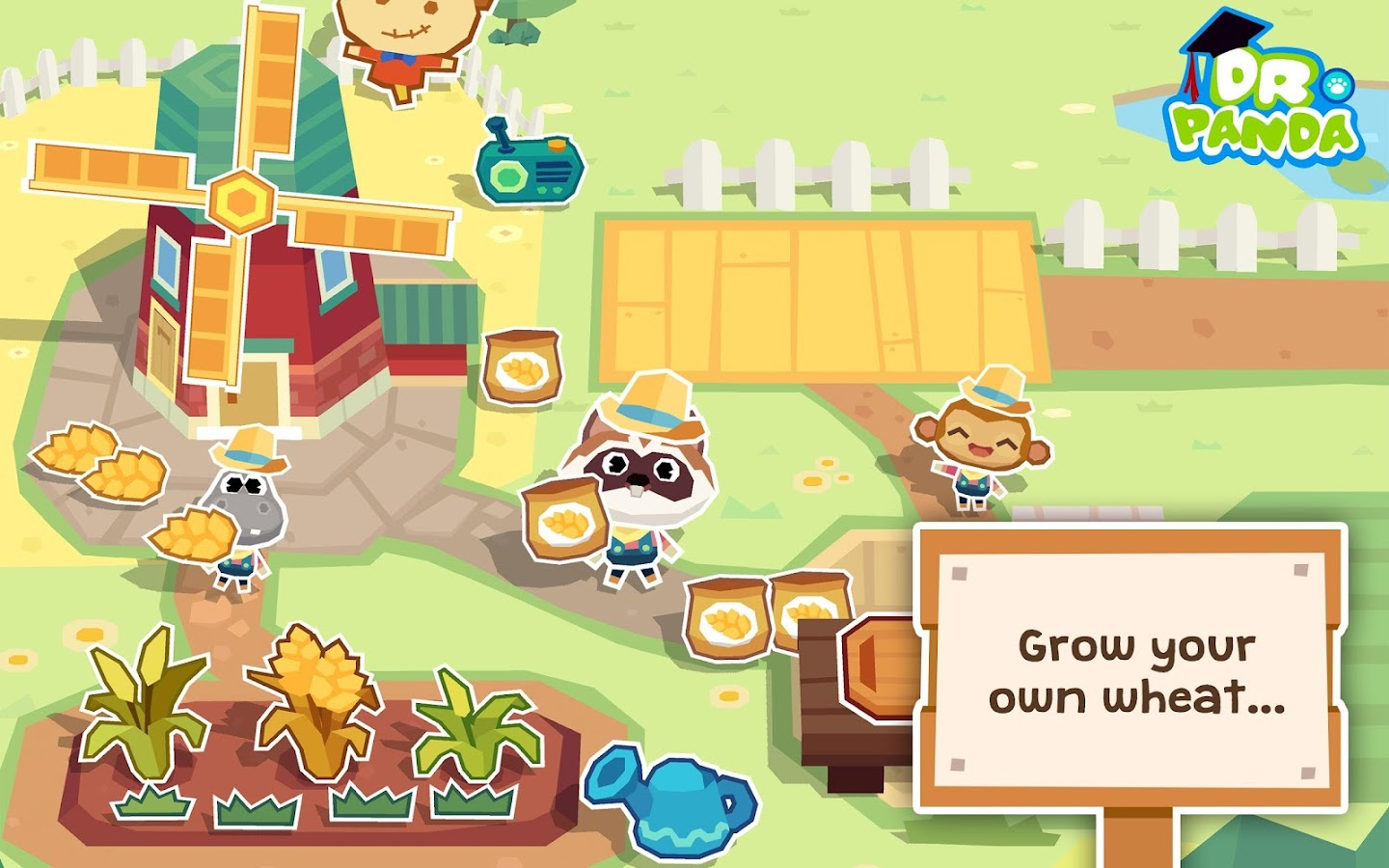 Dr. Panda Farm Screenshot 2